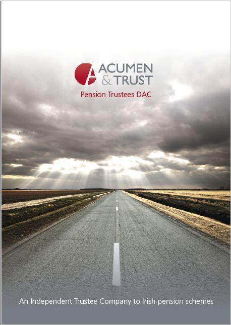 Acumen Pension Trustees DAC Brochure June 2018