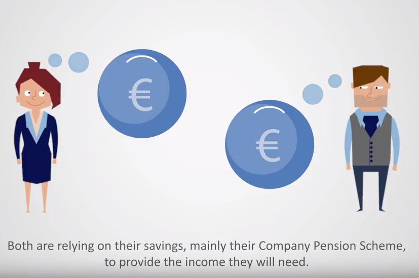 Corporate Pension Videos